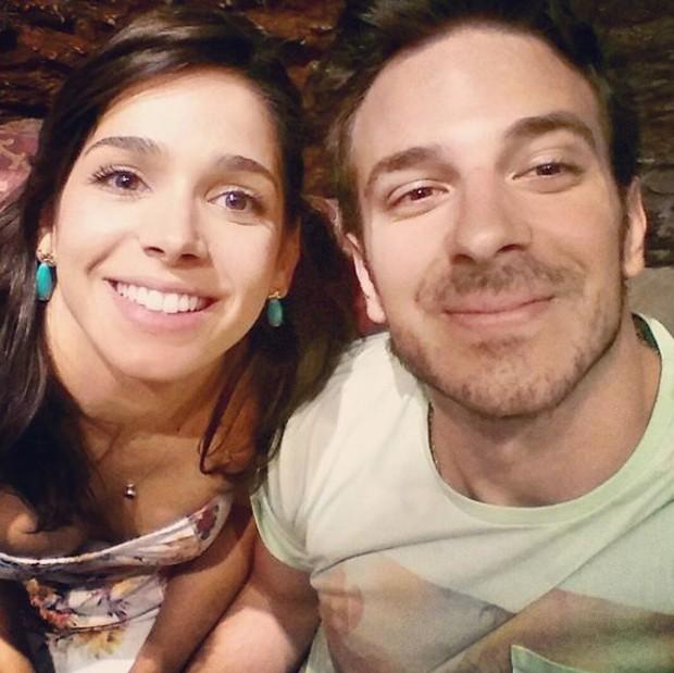 Sabrina Petraglia e o noivo, Ramón Velázquez,  (Foto: Reprodução/Instagram)