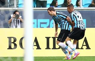 arena grêmio criciúma (Foto: Lucas Uebel/Grêmio FBPA)
