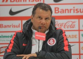 Internacional Inter Celso Roth (Foto: Eduardo Deconto/GloboEsporte.com)