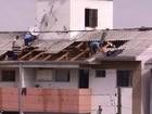 Chuva causa enchentes, danifica casas e prejudica milhares no Paraná