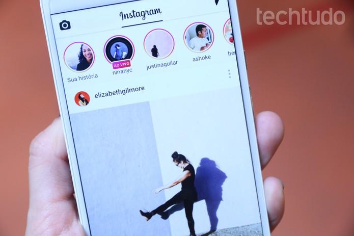 Instagram atualizacao2 (Foto: Tainah Tavares/TechTudo)