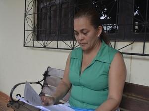 Mãe de Rarison, a enfermeira Rosely Miranda diz correr atrás dos direitos do filho (Foto: Arquivo Pessoal/Facebook)