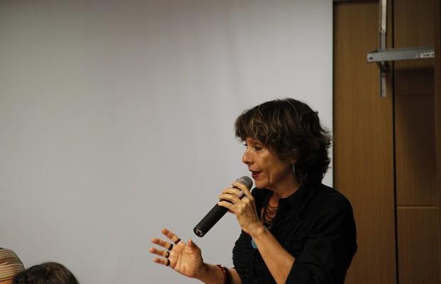 A deputada federal Erika Kokay (PT-DF) (Foto: Divulgação)