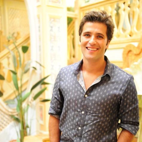 Bruno Gaglisso estará em 'Joia rara' (Foto: TV Globo)