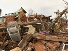 Três cidades do oeste de Santa Catarina são atingidas por 2 tornados