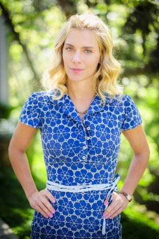 Carolina Dieckmann  (Foto: TV Globo / Alex Carvalho)