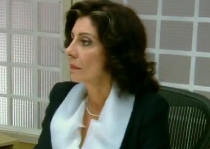 Marília Pêra como Catarina em A Vida da Gente (Foto: TV Globo)