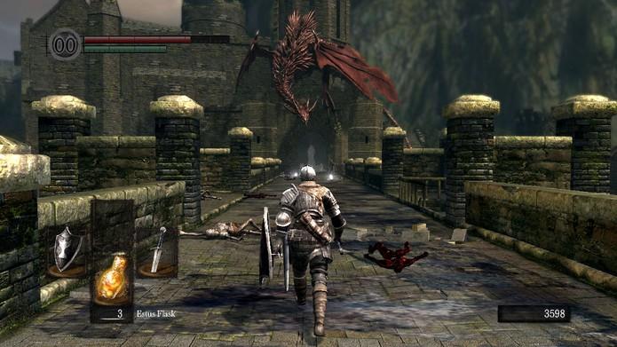 Qual o objetivo da build em Dark Souls? (Foto: Divulgação/Bandai Namco)