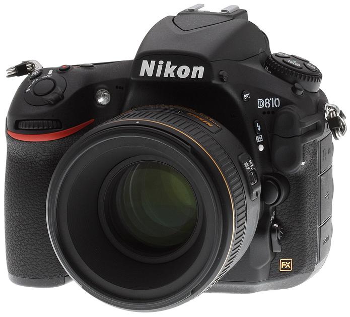 D810 é o modelo mais atual (Foto: Divulgação/Nikon)
