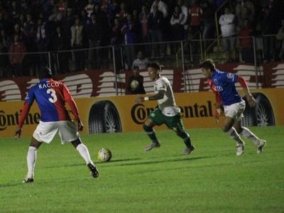 Paraná Chapecoense (Foto: Chapecoense/Divulgação)