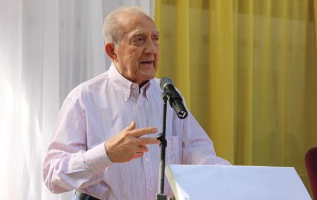 Diretor-presidente da Rede Amazônica, Phelippe Daou, fala sobre princípios da emissora (Foto: Katiúscia Monteiro/ Rede Amazônica)