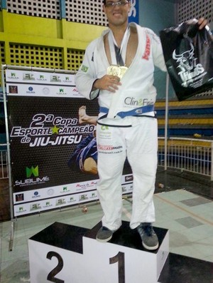Yghor Vasconcelos  (Foto: Arquivo pessoal/atleta)