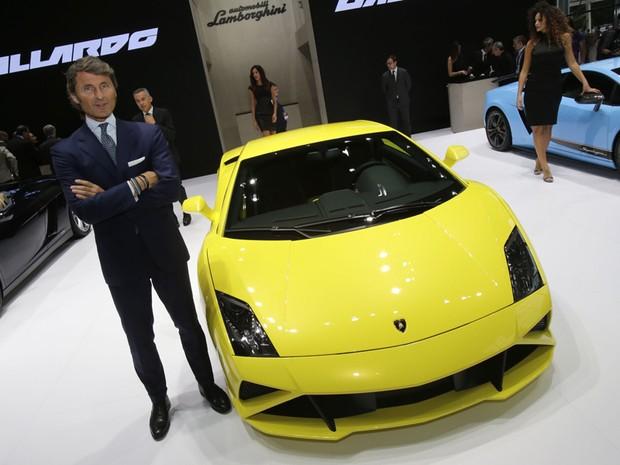 Lamborghini Anuncia Aposentadoria Do Superesportivo Gallardo