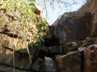 Nascente de rio seca no RN, cachoeira some e turistas desaparecem