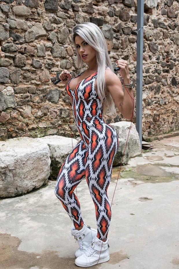Janaina Santucci (Foto: Junior Lucena/Divulgação)