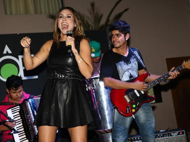 Alinne Rosa (Foto: Manuela Scarpa/Photo Rio News)