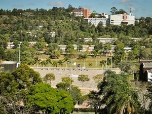 Campus UFJF atualizado 6 (Foto: Twin Alvarenga UFJF/ Divulgação)
