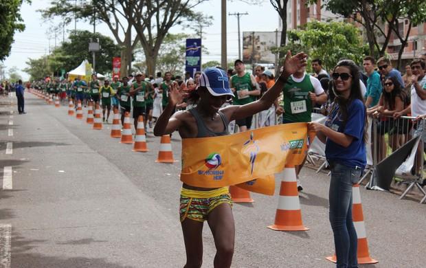 5ª edição da Meia-Maratona Internacional do Pantanal Volta das Nações (Foto: Lucas Lourenço)