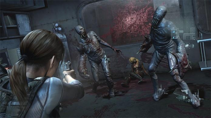 Resident Evil Revelations (Foto: Divulgação/Capcom)