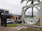 Bertioga, SP, entrega marco em homenagem aos 470 anos de Santos