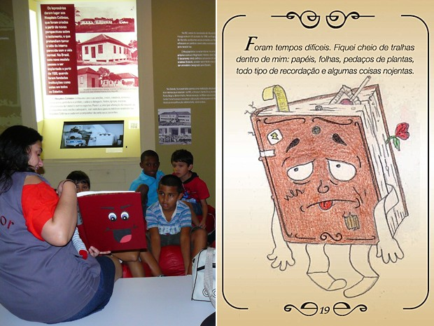 Biblos (Foto: Museu da História da Medicina do RS/Divulgação)
