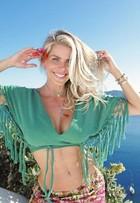 Karina Bacchi conta segredo da boa forma e ensina receita fitness