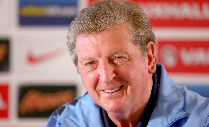 Roy Hodgson treinador Inglaterra Coletiva (Foto: Getty)