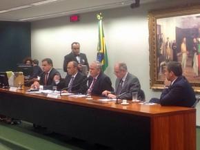 CPI do Carf se reúne na Câmara para definir presidente, relator e vice-presidente (Foto: Gustavo Garcia/G1)