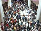 Mau tempo no Rio provoca atrasos e cancelamentos de voos
