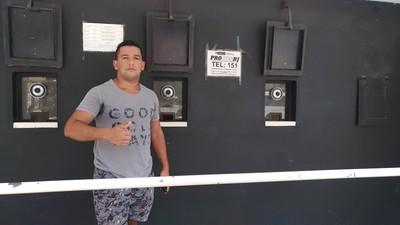 Carlos Eduardo lamentou postura da PM e disse que torcedor carioca vem perdendo interesse (Foto: Vicente Seda)