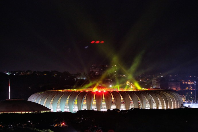 Estádio Beira-Rio Copa do Mundo Porto Alegre (Foto: Marcos Nagelstein/Divulgação Inter)