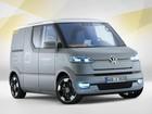 Volkswagen mostra outra versão de 'Kombi' moderna, que anda sozinha