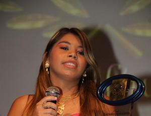 Mayara é a da seleção brasileira (Foto: Cristino Martins / O Liberal)