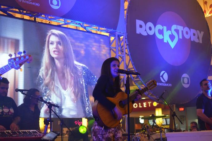 Representante do The Voice Brasil cantou 'Lulu Santos' (Foto: Divulgação)