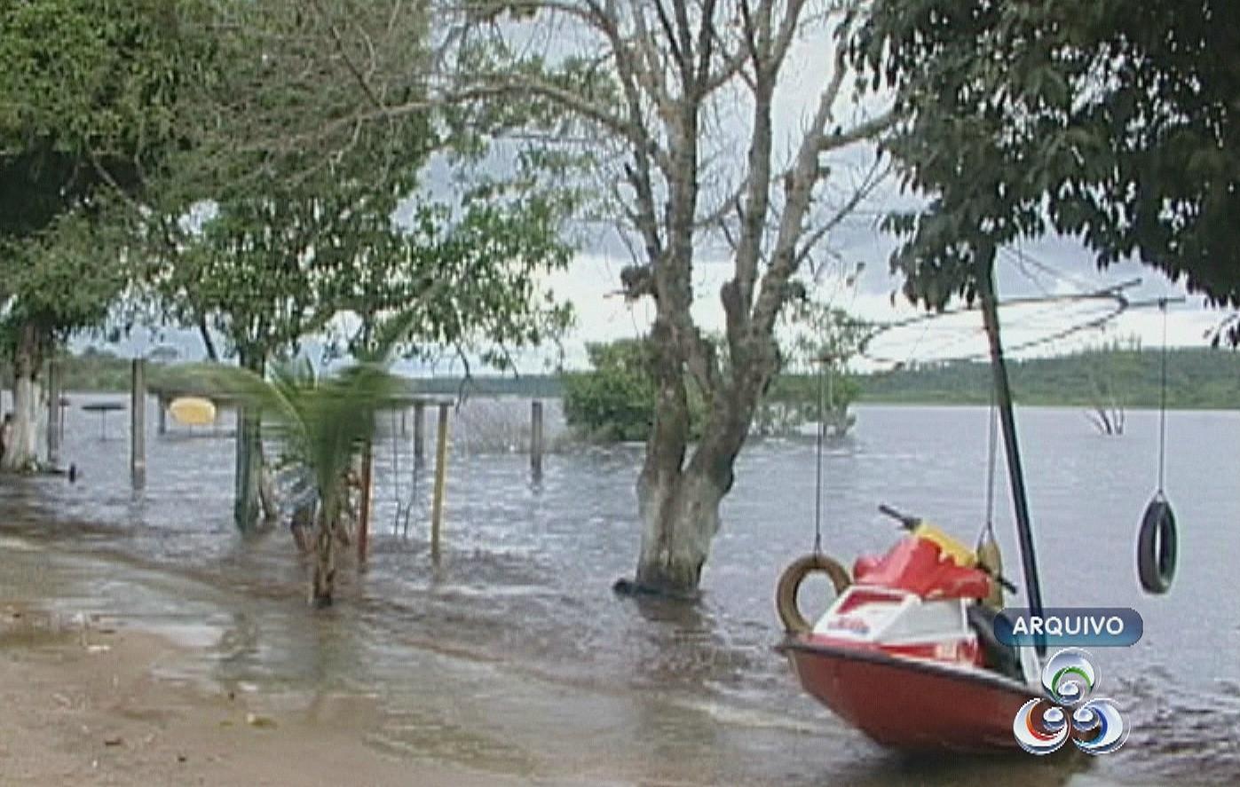 Ataque ocorreu em um balneário na Zona Oeste da capital (Foto: Jornal do Amazonas)