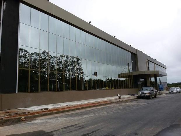 Rodoviária de Guarapari vai ser inaugurada no fim de semana, espírito santo (Foto: Divulgação/Prefeitura de Guarapari)