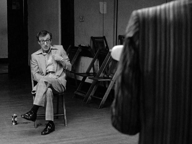 GNT.Doc - Woody Allen: Um Documentrio (Foto: Reproduo / GNT)