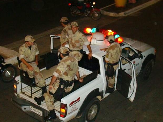 Grupo Tático de Operações é uma unidade de elite da PM (Foto: GTO/PM)