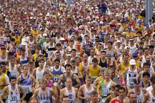 euatleta maratona ny (Foto: Getty Images)