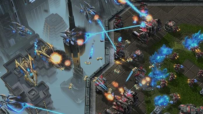 Confira os macetes de StarCraft 2 (Foto: Divulgação/Blizzard)
