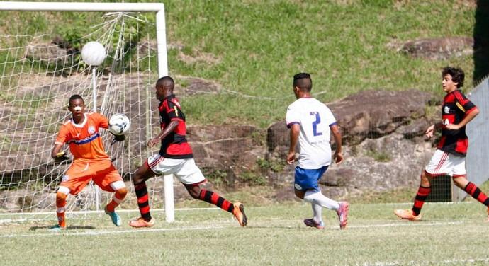 Flamengo x Bahia, Copa Brasil de Futebol Infantil, sub-15, Votorantim (Foto: Divulgação / SECOM Votorantim)