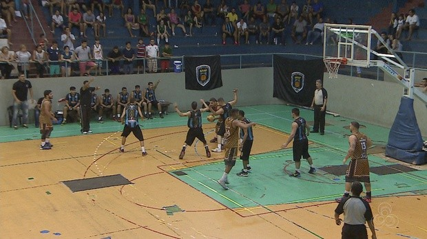 final, basquete, sub-22, globo esporte amapá (Foto: Globo Esporte AP)