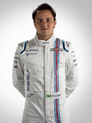 Felipe Massa Williams F-1 (Foto: Divulgação / Site Oficial F-1)