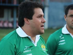 Fernando Marchiori, técnico do Cuiabá (Foto: Pedro Lima/Cuiabá Esporte Clube)