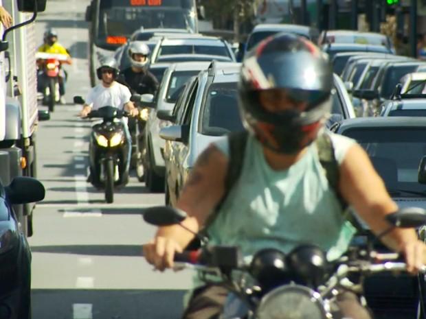 App já está cadastrando motoristas interessados em oferecer o serviço em Poços (Foto: Arquivo/Cedoc EPTV)