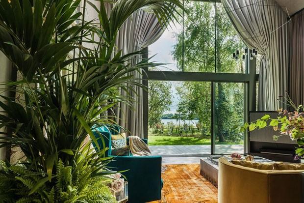 Lições de decoração que aprendemos com Kate Moss (Foto: Reprodução)