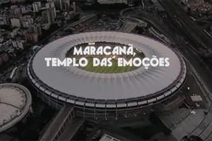 maracana; o templo das emoes (Foto: maracana; o templo das emoes)