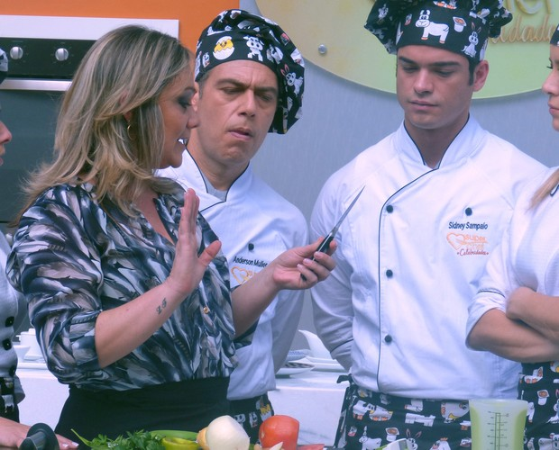 Super Chef (Workshop 1) (Foto: Mais Você/TV Globo)