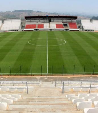 Guia de estádios do Brasileirão   arena do jacaré (Foto: Divulgação)