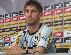 Fellype Gabriel botafogo (Foto: Thales Soares)